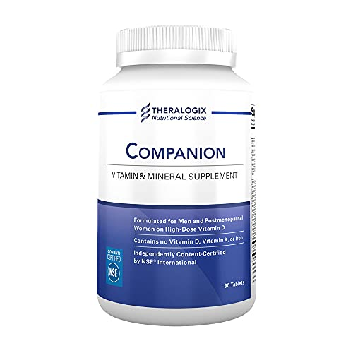 Companion Daily Multivitamin Supplement for Men &...