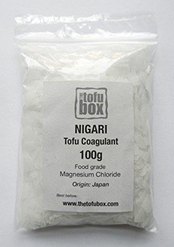 thetofubox–Nigari 100g Tofu-Gerinnungsmittel, lebensmittelechtes Magnesium-Chlorid-