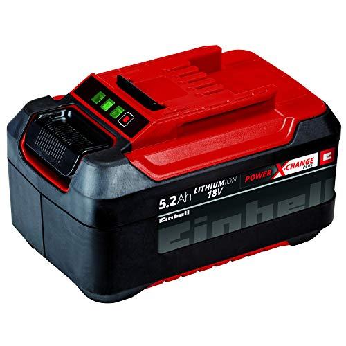 Einhell Power X-Change PLUS 18-Volt Lithium-Ion High Capacity Battery, 5.2-Ah