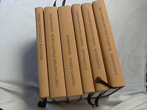 Werke in fünf Bänden. 6 Bände