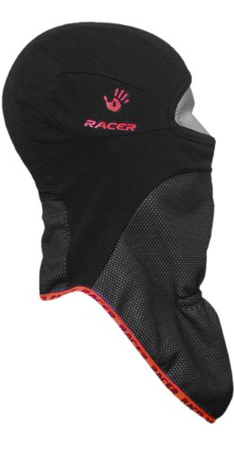 Racer R-Fit Windstoppe, Schwarz, Größe S-M