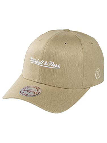 Mitchell & Ness Snapback 110 The Camo & Suede Ob Sand - One-Size