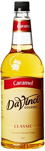 DaVinci Gourmet Classic Caramel Syrup Pet, 1er Pack (1 x 1 l)