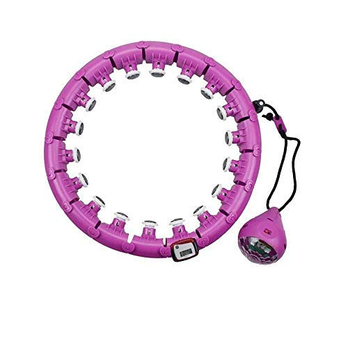Review Of MGMDIAN Smart and Clever Hula Hoop, Detachable Fixed Hula Hoop, Automatic Rotation Waist A...