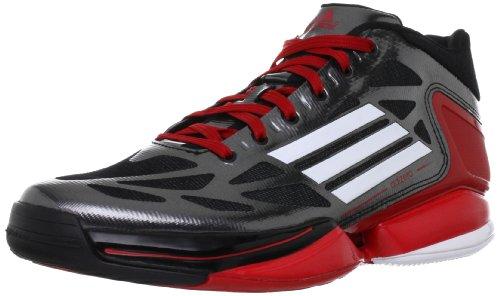 Adidas ADIZERO CRAZY LIGHT 2 LOW Schwarz Herren Basketballschuhe MiCoach Neu