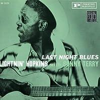 Last Night Blues by Sam Lightnin' Hopkins (1993-03-11)