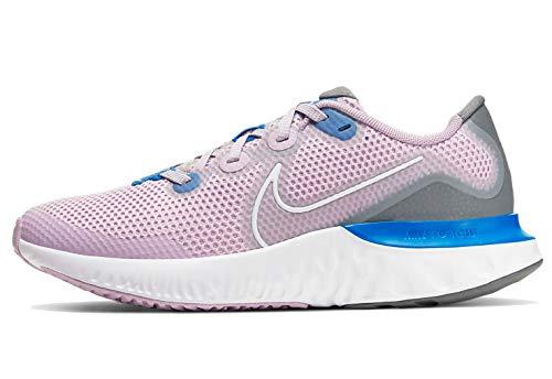 Nike Renew Run (gs) Big Kids Running Casual Shoes Ct1430-510 Size 4