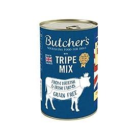 Butcher's Tin Cans Grain