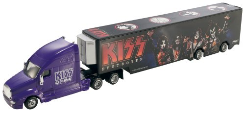 Hot Wheels Tour Haulers KISS Vehicle