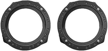 Speaker Adapter Spacer Rings - Exact Fit For Select Honda & Acura Vehicles - SAK033_55-1 Pair