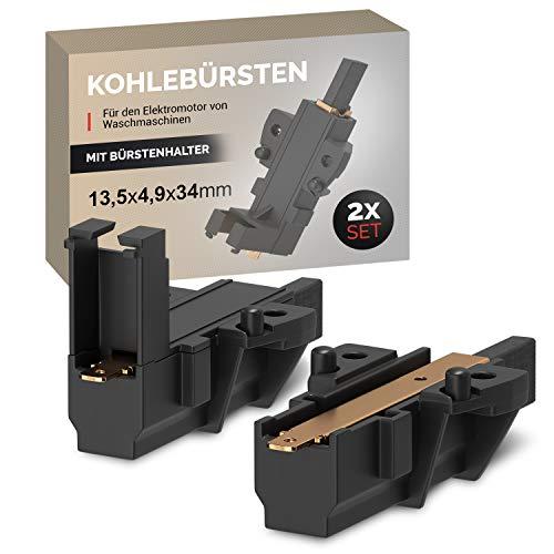 Escobillas de carbón de repuesto para Whirlpool Bosch 00151613 481236248004