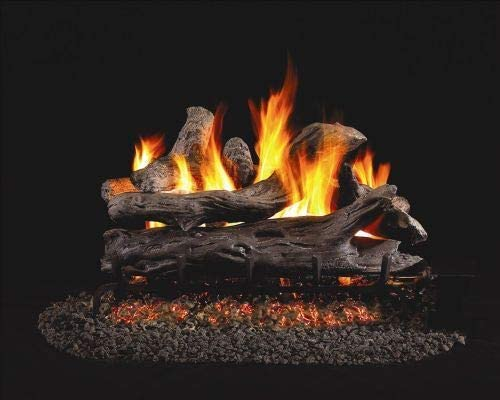RH Peterson Co. Standard Coastal Driftwood Inch- 18 LO Logs- Gas Ranking TOP6 Dedication