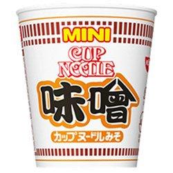 4位(同率):日清食品『カップヌードル 味噌 ミニ』