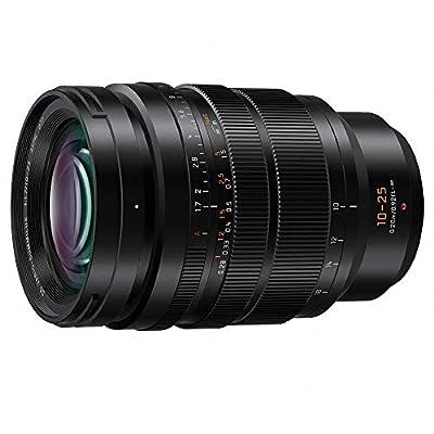 Panasonic Lumix G Leica DG Vario-Summilux 10-25mm, F1.7 ASPH. Lens, Stepless Aperture, Video Performance, Mirrorless Micro Four Thirds Mount, H-X1025 (Renewed) by Panasonic