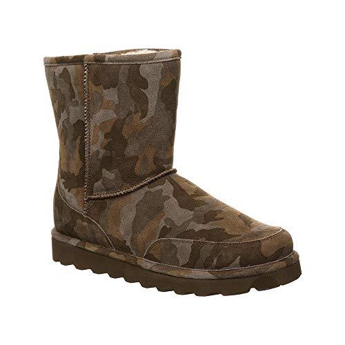 BEARPAW Men's Brady Fashion Boot Earth Camo 9