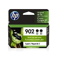 HP 902 | インクカートリッジ 2個 | ブラック | HP OfficeJet 6900シリーズ HP OfficeJet Pro 6900シリーズ | 3YN96AN