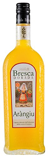 Bresca Dorada Arangiu Orangenlikör 0.7 L, 3412, 3er Pack (3 x 700 ml)