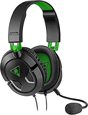 Turtle Beach Recon 50X Gaming Headset - Xbox One, PS4, PS5, Nintendo Switch, & PC from Turtle Beach