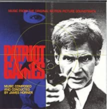 patriot games soundtrack