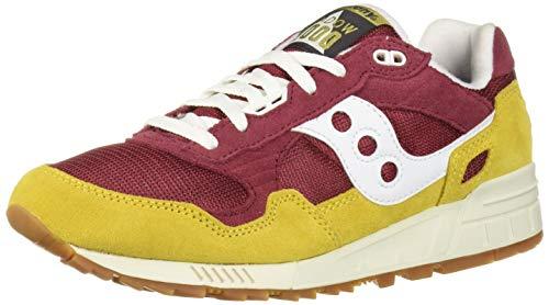 Saucony Herren Shadow 5000 Sneakers, Gelb (Amarillo 21), 45 EU