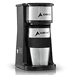 AdirChef Grab N Go Personal Coffee Maker