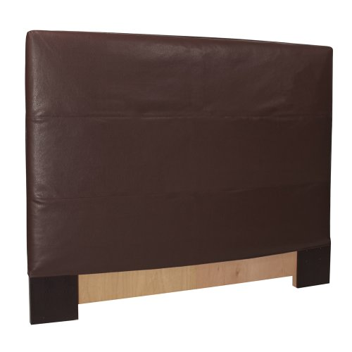 Howard Elliott 123-192 Slipcover for Headboard, Full/Queen, Avanti Pecan