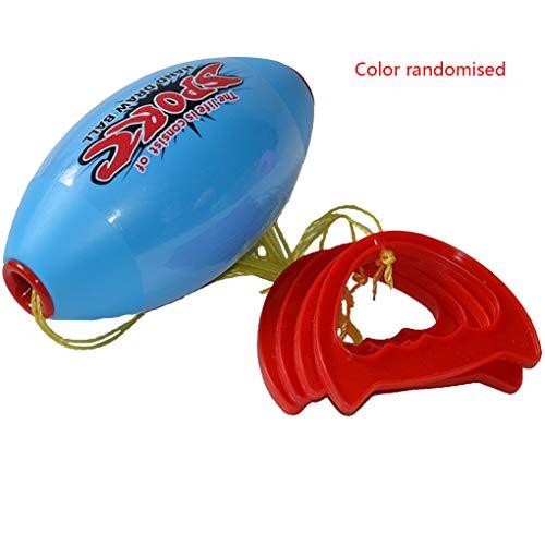Runme Ziehen Kinder Shuttle-Ball Kinder Jumbo Geschwindigkeit Bälle durch Ziehen Spielzeug Indoor Outdoor Spiel Spielen Spielzeug zufällige Farbe