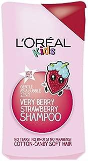 L'Oreal Kids Very Berry Strawberry Shampoo, 250ml