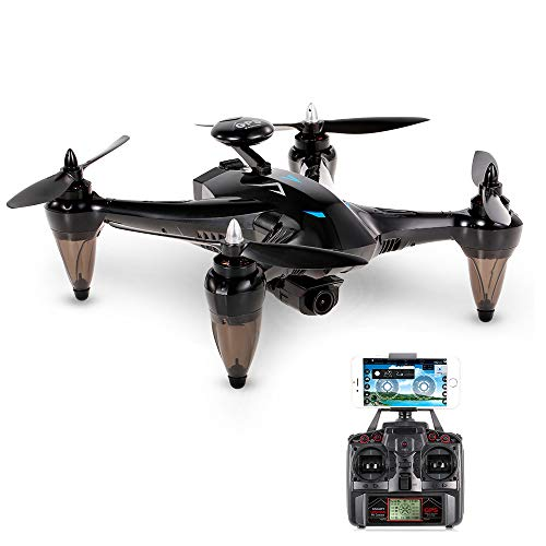 GoolRC X198 GPS Drone for Adults, 5G WiFi FPV RC Drone with 1080P Wide Angle Camera, RC Quadcopter with Auto Return Home, Altitude Hold, Follow Me, Headless Mode