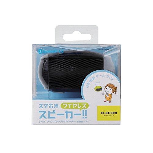 エレコム『Bluetoothモノラルスピーカー(LBT-SPP20)』