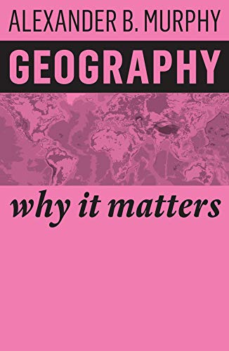 Geography: Why It Matters (English Edition)