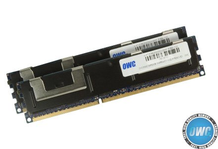 OWC 64.0GB (4 x 16GB) PC8500 DDR3 ECC 1066 MHz 240 pin DIMM Memory Upgrade Kit for 2009 Mac Pro and Xserve