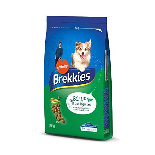 Brekkies Excel Croquette Multicroc Bœuf pour Chien 10 kg