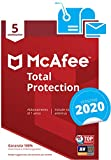 McAfee Total Protection 2020 | 5 Dispositivi...