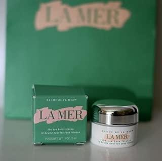 La Mer THE EYE BALM INTENSE, .1 oz / 3 ml (DLX Trial size) NEW in a box