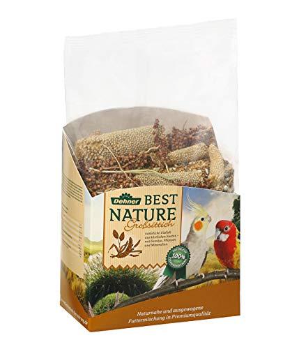 Dehner Best Nature Vogelfutter, Großsittichfutter, 2.5 kg