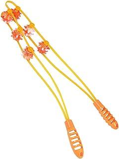 EXCEART 1Pc Back Massage Roller Touw Pp Handheld Multifunctionele Spier Ontspanning Roller Touw Tool Voor Mannen Vrouwen (...