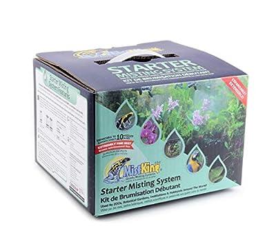 MistKing 22251 Starter Misting System V4.0 - PetOverstock,Black