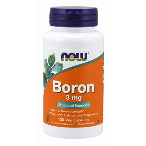 Boro 3 mg - 100 caps