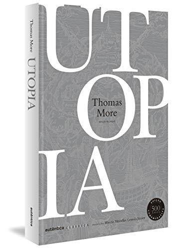 Utopia: Edição Bilíngue (Latim-Português)