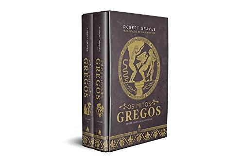 Os mitos gregos: Box com dois volumes