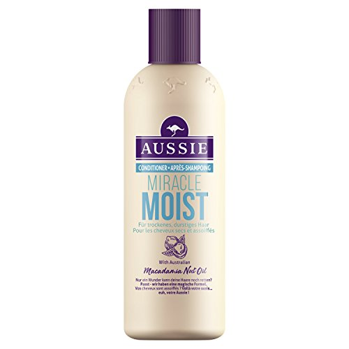 Aussie Miracle Moist Conditioner (250ml)