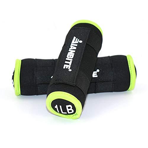 ZENING Mancuernas de mano suaves para saco de arena, para hacer ejercicio en casa y gimnasio, con agarre cómodo