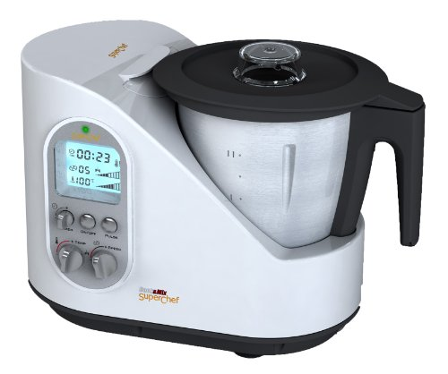 Superchef Cook and Mix - Robot de cocina