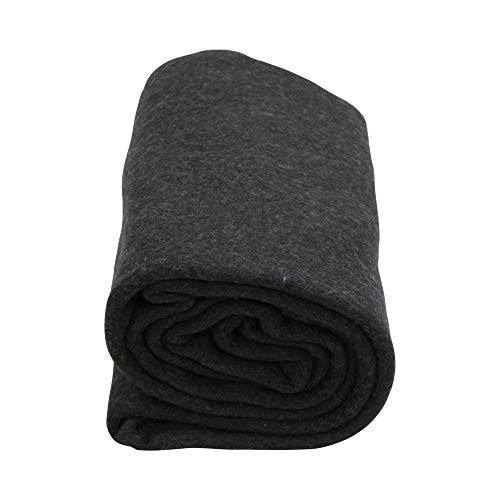 Kemp Wool Emergency Blanket with 80% Real Wool