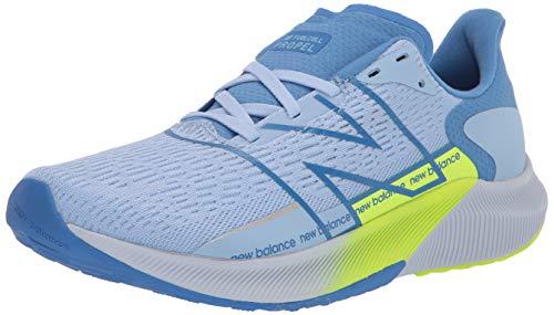 New Balance Womens Propel V2 FuelCell Running Shoe BlueGreen 35 UK