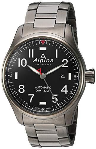 Alpina Orologio da Aviatore AL-525NN4TS6B