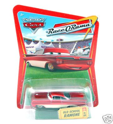Disney Pixar Cars Race-O-Rama Old School Ramone #18