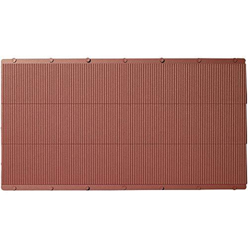 Auhagen 52430Wellblech rötlich braun Modellier Kit