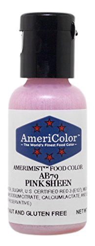 Airbrush Farbe AmeriColor AmeriMist PINK SHEEN 19ml